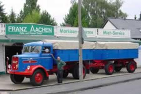 Franz Aachen Planen